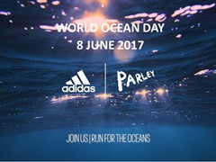 ADIDAS AFFIRMS COMMITMENT TO SUSTAINABILITY ON WORLD OCEAN DAY THROUGH PARLEY FOR THE OCEANS