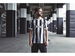 adidas revela o novo uniforme da Juventus para a Temporada 2017/18