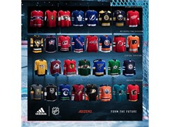 NHL® and adidas Unveil New Hockey Jerseys for 2017-18 Season