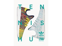 adidas Originals by Pharrell Williams Tennis Hu