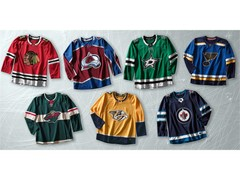 NHL® and adidas Announce New adizero Authentic Pro Hockey Jerseys Available September 22