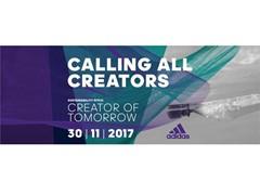 "Plastikmüll vermeiden: adidas sucht ""Creator of Tomorrow"""