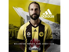 New team, New stripes, One goal
