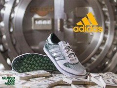 adidas Golf Big Check Edition Footwear Now Available