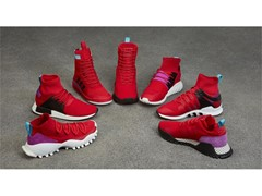 adidas Originals Winter AF 1.3 PK & AF 1.4 PK - Scarlet/Shock Purple