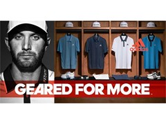 adidas Golf Athletes 'Geared For More' at U.S. Open