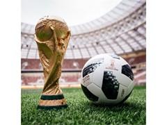 Telstar 18 - oficjalna piłka meczowa Mistrzostw Świata FIFA 2018 od adidas Football