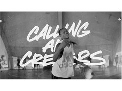 adidas BRAND FILM「Calling All Creators」公開
