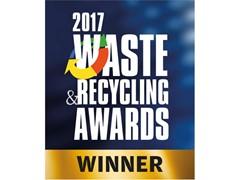 Βράβευση της adidas Hellas στα Waste and Recycling Awards 2017