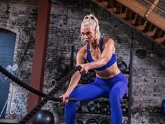 Maximale Bewegungsfreiheit bei jedem Workout - Die neue Alphaskin Trainingskollektion