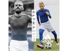 adidas Alphaskin: nova tecnologia de performance para te levar mais longe