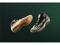 「adidas Basketball by BAPE® DAME 4」2018年2月17日(土)より発売開始