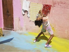 adidas Originals by Pharrell Williams — Hu Holi Powder Dye Collection Spring/Summer 2018