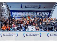 adidas Runnersi zawojowali stolicę podczas 13. PZU Półmaratonu Warszawskiego!