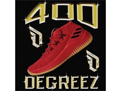 ADIDAS & DAMIAN LILLARD TURN UP THE HEAT WITH 400 DEGREEZ