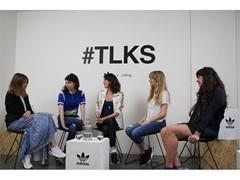 Özgün ve Yaratıcı Kadınlar adidas Originals #TLKS İçin Bir Araya Geldi