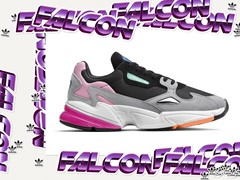 Back to the 90's – der adidas Originals Falcon