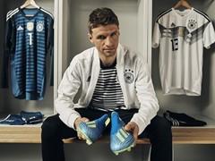 Mit Höchstgeschwindigkeit nach Russland: Der Energy Mode X18+ von adidas Football