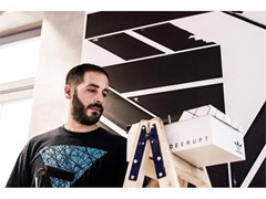DEERUPT | Μια disruptive έκθεση τέχνης από τα adidas Originals