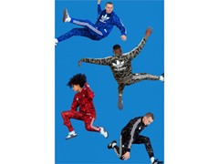 Камуфлаж, Цветове и Култура: adidas Originals x A BATHING APE® колекция Есен/Зима 2018