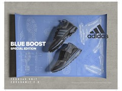 adidas Golf Announces Limited Edition Blue BOOST™ Models
