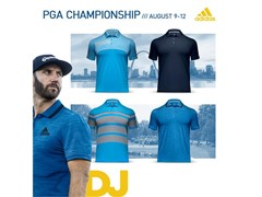 adidas Golf Reveals Apparel for 100th PGA Championship