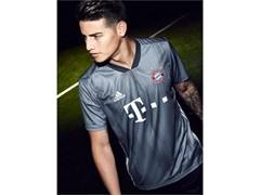 adidas Soccer Reveals FC Bayern Third Kit for the 2018/19 Season