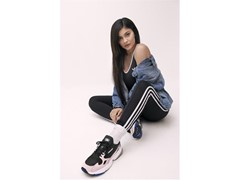 adidas Originals Launches Falcon Campaign With Kylie Jenner
