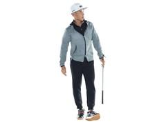 アディダスゴルフ、adicross ラインのFall/Winterの新作アパレルと「adicross bounce mid」シューズを追加発売。