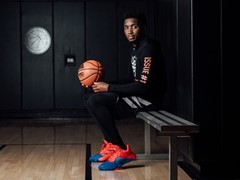 adidas X Marvel Launch Donovan Mitchell's First Signature Shoe