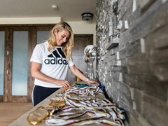 World number one skier, Mikaela Shiffrin joins adidas