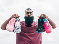 Free to Create: adidas Embraces James Harden's individuality with Harden Vol. 4