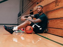 adidas Spotlights Damian Lillard's Creative Identity on & off the Court with Dame 6