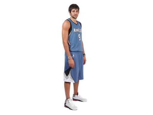 Ricky Rubio, Minnesota Timberwolves
