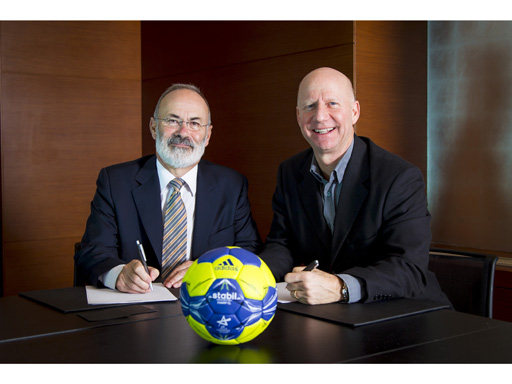 adidas and EHF extend Handball Partnership