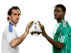 Greece VS Nigeria