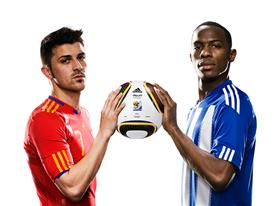 Spain VS Honduras