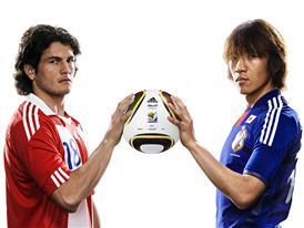 Paraguay vs Japan