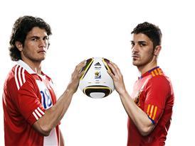 Paraguay Vs Spain