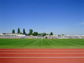adidas Group Headquarters, World of Sports, Herzogenaurach, Adi Dassler Sportplatz