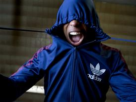 Behind the Scenes Photography from adidas and Vice Secret Party in London