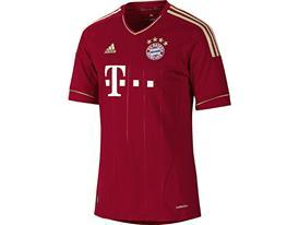 FC Bayern 2011/2012 Home Jersey
