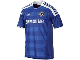 Chelsea home kit for 2011/12 season