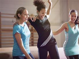 adidas Women's Training FW11 clima cool