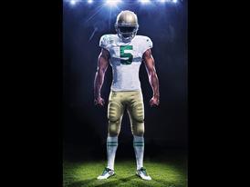 "Notre Dame adidas ""Under the Lights"" Uniform"