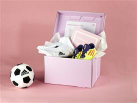 adidas Weltmeisterin 2031 starter kit