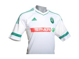 AmaZulu home jersey