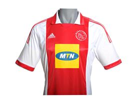 Ajax CT home jersey