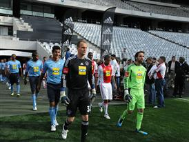 Ajax CT home and away jersey