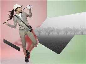 Stella McCartney FW11 Golf